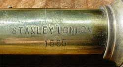 Stanley london telescope 1885 price